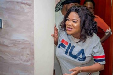 Celebrity Week In Review: Toyin Aimaku's Baby Shower And Toyin Lawani's Uncensored Nudes