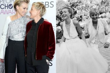 Ellen DeGeneres, Wife Celebrate 11th Wedding Anniversary