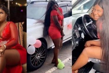 'Although I Could Not Afford My Benz, I Worked Hard For It' – Destiny Etiko