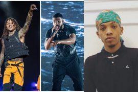 Drake, Tekno, Swae Lee