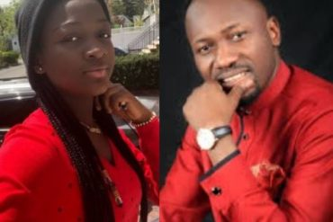 Apostle Suleman Celebrates His Daughter At 13