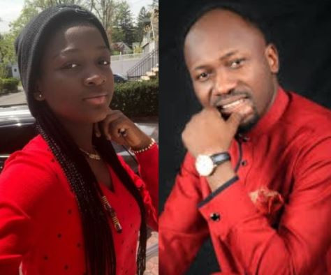Apostle Suleman And His Dauughter