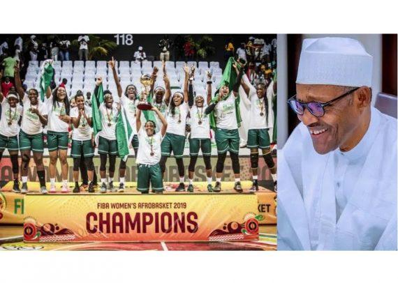 D'Tigress , President Buhari