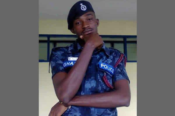 Lance Corporal Alhassan Asare
