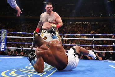 I Will End Anthony Joshua's Career – Andy Ruiz Boasts