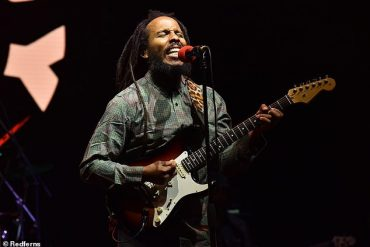 'I Started Smoking At 9 And My Dad Approved It' – Ziggy Marley Reveals