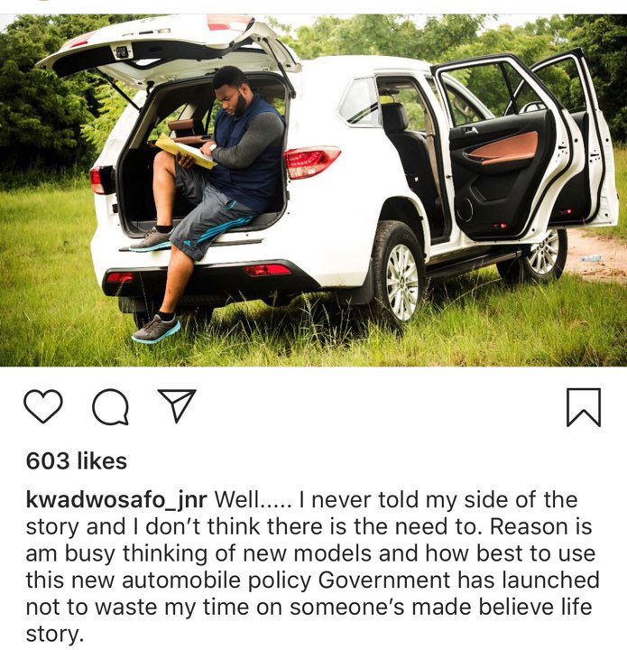 5d5fb303c6c3c - Juliet Ibrahim's Ex-Husband Kwadwo Safo Reacts To Claims Of Cheating In Their Marriage