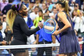 Serena Williams, Maria Sharapova