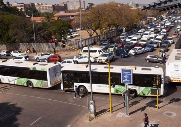 South Africa, Pretoria