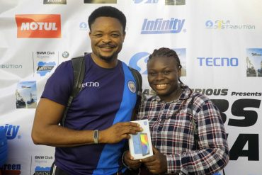 The Streets Light Up As TECNO Sponsors The 2019 BMW Autofest