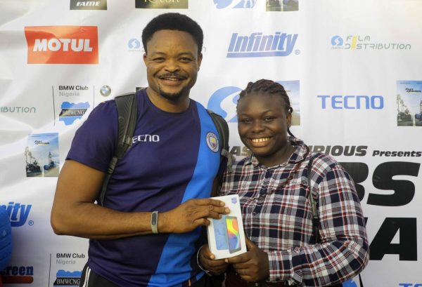 6 2 600x409 - The Streets Light Up As TECNO Sponsors The 2019 BMW Autofest