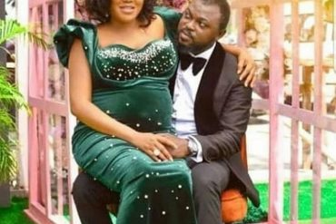 'Men Should Worship Their Women' — Kola Ajeyemi Gushes About Toyin Aimakhu