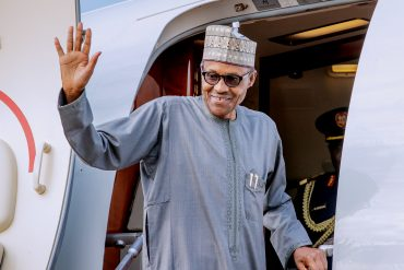Buhari Jets Out To New York For 74th UNGA