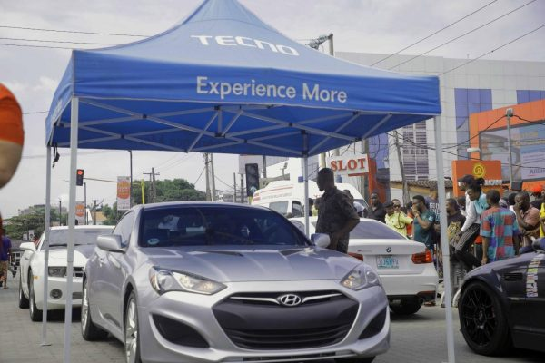 7 600x400 - The Streets Light Up As TECNO Sponsors The 2019 BMW Autofest