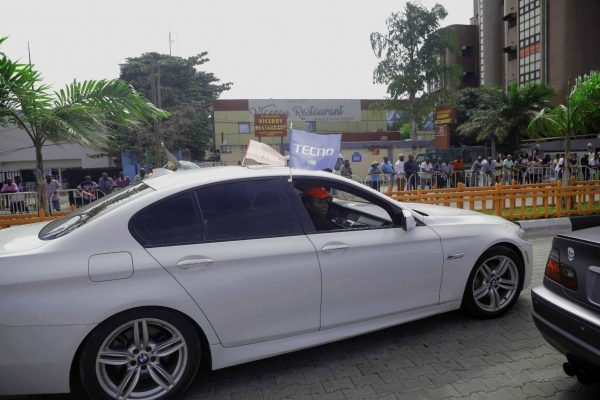 8 600x400 - The Streets Light Up As TECNO Sponsors The 2019 BMW Autofest