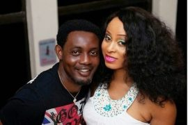 AY Makun and his wife