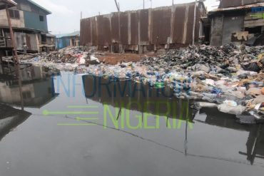 Filth, Stench, Poverty, Disease In Lagos Community With Over 5000 Residents (VIDEO)