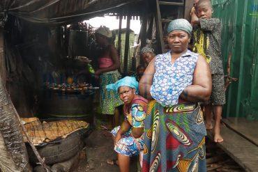 Ago Egun community women