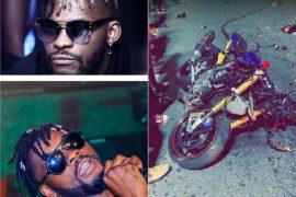 DJ Arafat video of his accident