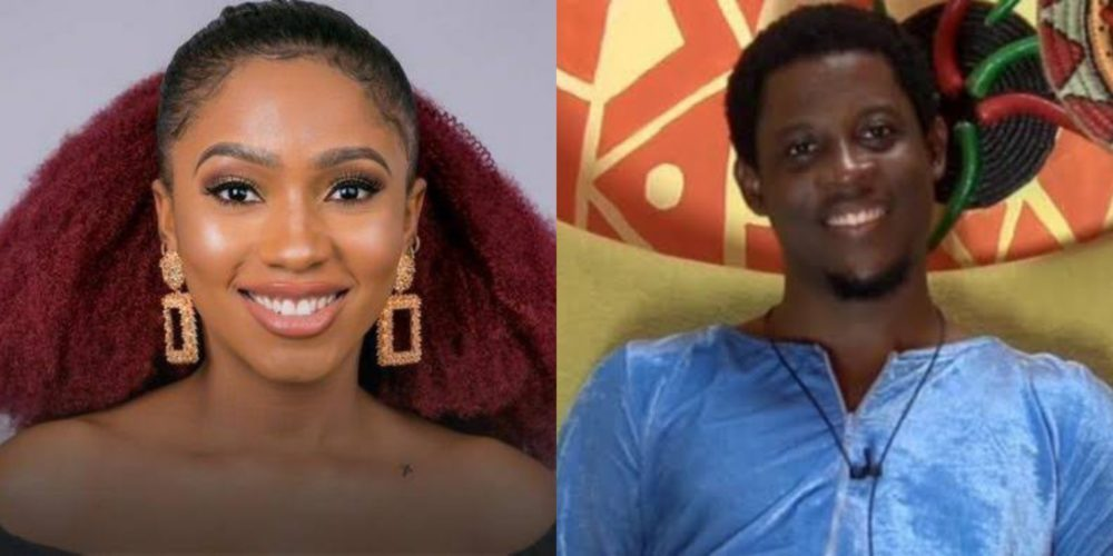 2019 BBNaija winner, Mercy and Seyi Awolowo
