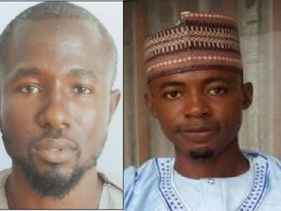 Ahmed Usman, and Ahmed Suleiman