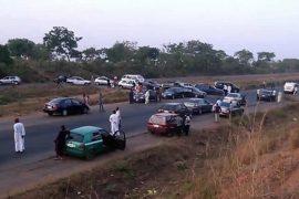 Bandits block Kaduna-Abuja highway