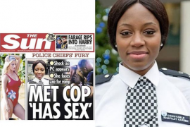 BBNaija's Khafi May Be Sacked By U.K Police Having Sex On The Show