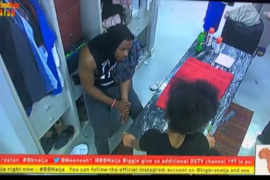 [Video]: Watch Frodd Trying To Make A Move On Venita Last Night