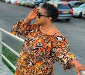 Actress Dayo Amusa Explains How She Makes Money
