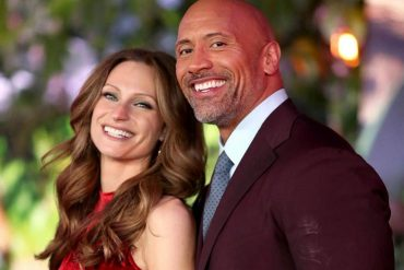 Actor 'The Rock' Finally Marries His Long-Time Girlfriend, Lauren Hashian