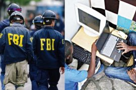 FBI and Internet Fraudsters