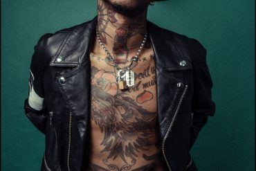 There is more to Alani Adenle than his tattoos - MORE THAN ALTÈ