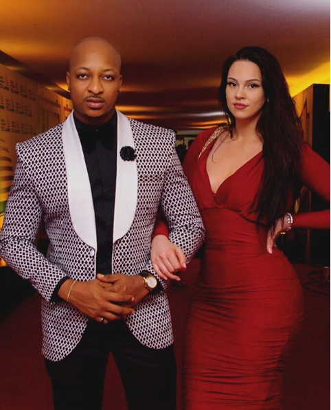 Sonia and Ik Ogbonna