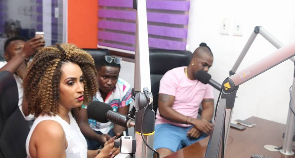 Juliet Ibrahim reacts to Iceberg slim apology
