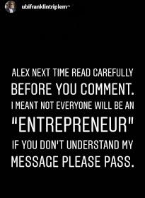 Inkedffffffff LI - Triple MG Boss Ubi Franklin Calls Out Actor Alex Ekubo On Instagram