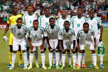 Nigerian Youth Football Team
