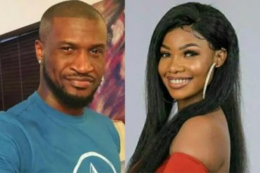 BBNaija: Peter Okoye Reacts As Tacha Tops Voting Chart