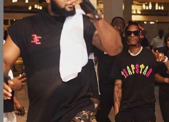 Wizkid's Bodyguard, Roy, Buys Duplex In Lagos