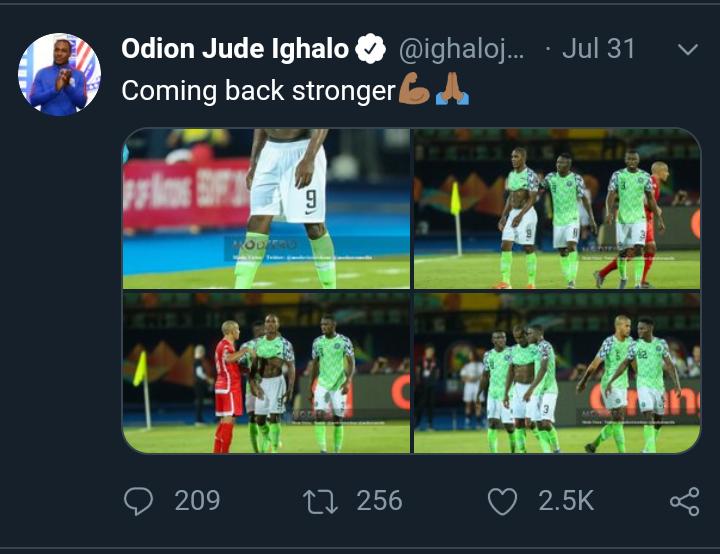 Odion Ighalo