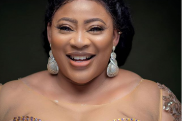 Actress, Ayo Adesanya Donates Wheelchair To Crippled Man