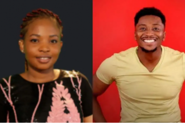 BBNaija 2019: Cindy Spotted Trying To Sexually Arouse Sir Dee