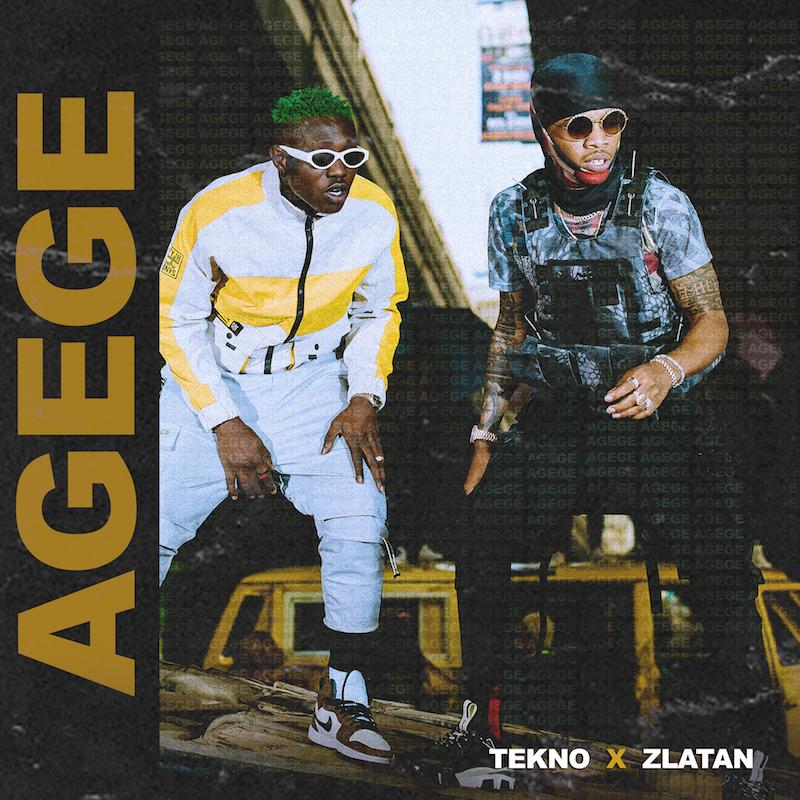 Tekno adn Zlanta deops hit singl Agege