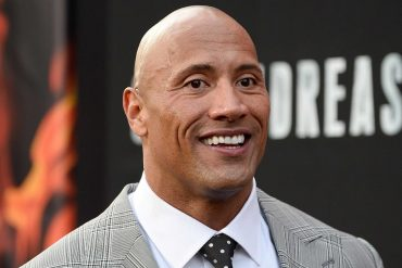 "Dwayne ""The Rock"" Johnson Is Highest Paid Actor In 2019: Forbes"