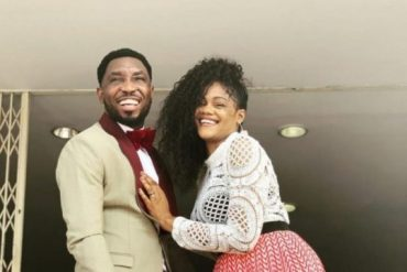 Timi Dakolo, Busola Dakolo Renew Wedding Vows (Video)
