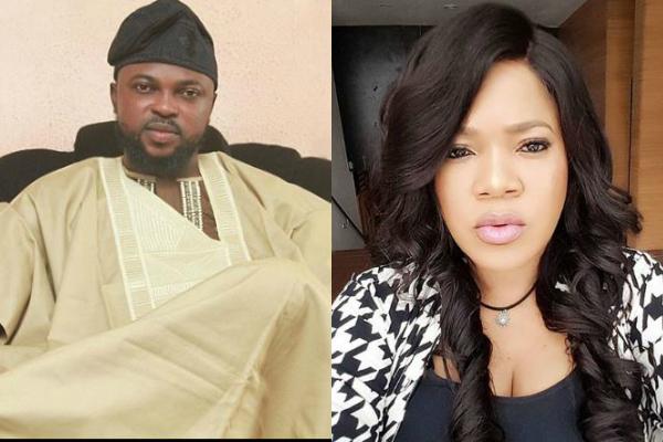 Toyin Abraham Kolawole - Jide Kosoko Calls For Prayers For Toyin Abraham And Kola Ajeyemi's Marriage