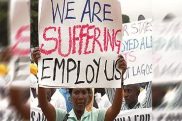 After Four 'Gruelling' Years In University, Nigerian Youths Suffer Unemployment