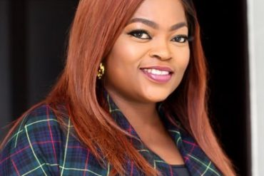 Funke Akindele Congratulates Fellow Colleagues On New Born Babies
