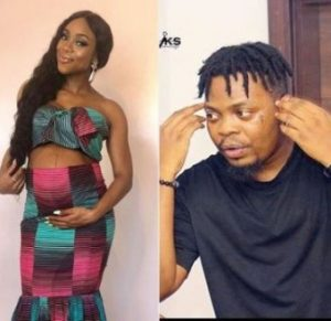 b 1 300x291 - Everything You Need To Know About Olamide's Alleged Baby Mama, Maria Okan
