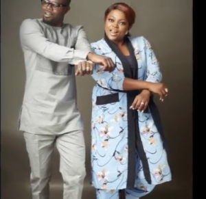 b 4 300x291 - Celebrities React As Funke Akindele, Hubby Celebrate Wedding Anniversary (VIDEO)