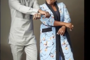 Celebrities React As Funke Akindele, Hubby Celebrate Wedding Anniversary (VIDEO)